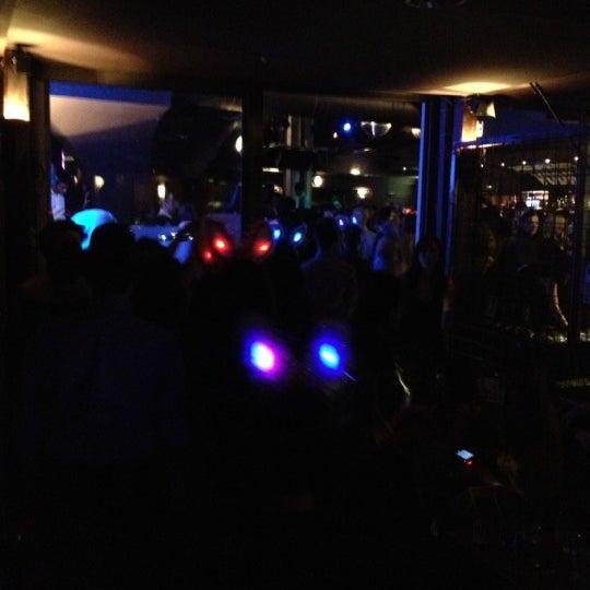 Снимок сделан в Bobino Club пользователем Pietro M. 11/24/2012