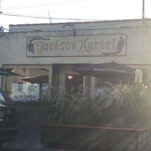 10/19/2016에 Jeffrey K.님이 Jackson Market에서 찍은 사진