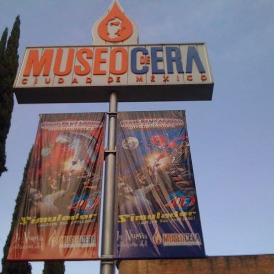 รูปภาพถ่ายที่ Museo de Cera โดย J. Roberto A. เมื่อ 12/26/2012
