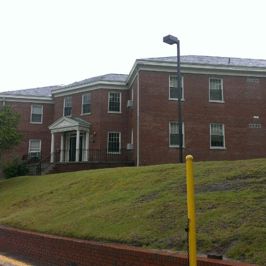 North Carolina Apartments: College Residence Hall In North