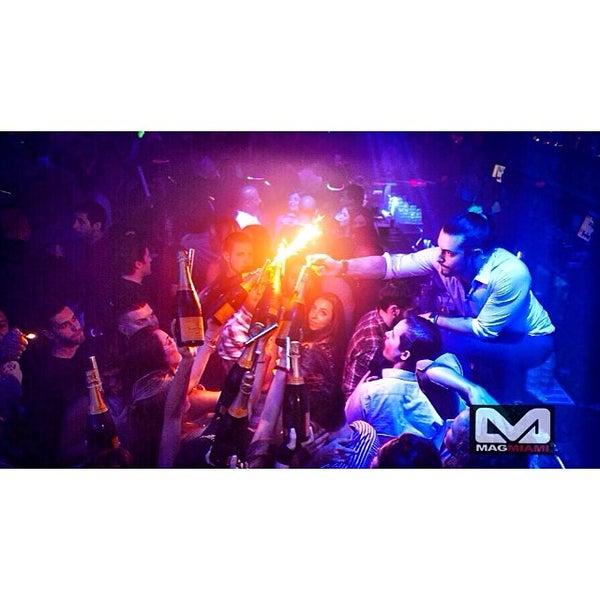 Photo prise au Spazio Nightclub par MAGMIAMI le3/16/2014