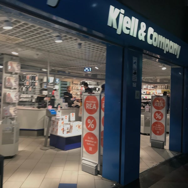 kjell & company nordstan