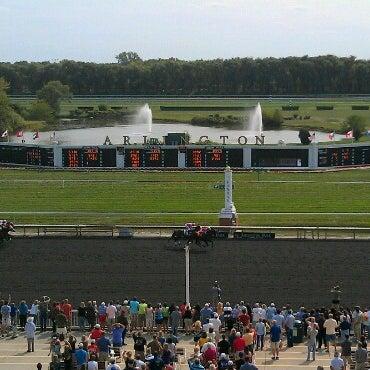 9/16/2012にCorbin B.がArlington International Racecourseで撮った写真