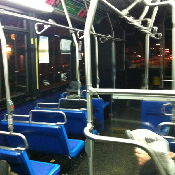 Photos At Mta M106 To East Harlem Bus Line In Upper West Side