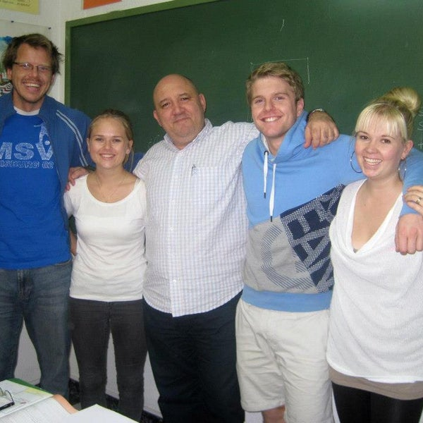Enjoy the lessons! Learn Spanish! Meet new friends!!! Come and visit us!