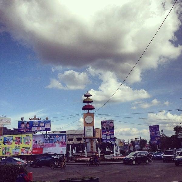 Foto tomada en Bandar Lampung por Adiwirya Aristiara d. el 4/1/2014