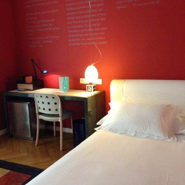 Foto scattata a Hotel de las Letras da Mar G. il 1/29/2013