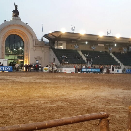7/28/2013 tarihinde Tamm G.ziyaretçi tarafından La Rural - Predio Ferial de Buenos Aires'de çekilen fotoğraf