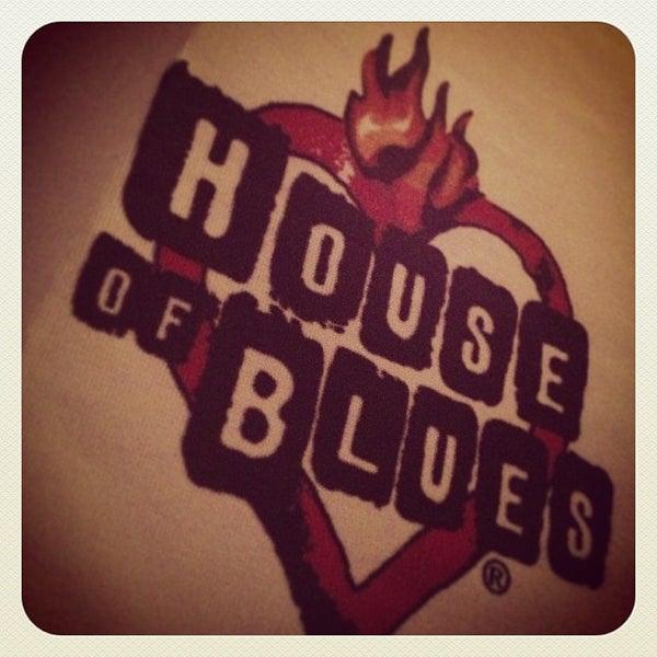 2/9/2013에 Jean M.님이 House of Blues에서 찍은 사진