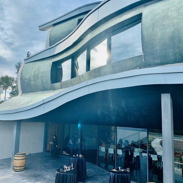 Das Foto wurde bei Cava & Hotel Mastinell von Ferreti am 12/20/2019 aufgenommen