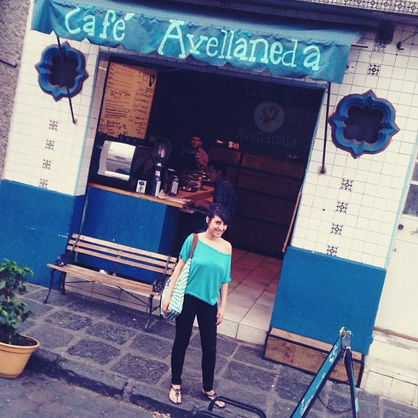 Foto scattata a Café Avellaneda da Revolt il 5/25/2013