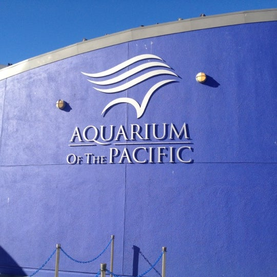 Das Foto wurde bei Aquarium of the Pacific von Mary J. am 12/13/2012 aufgenommen