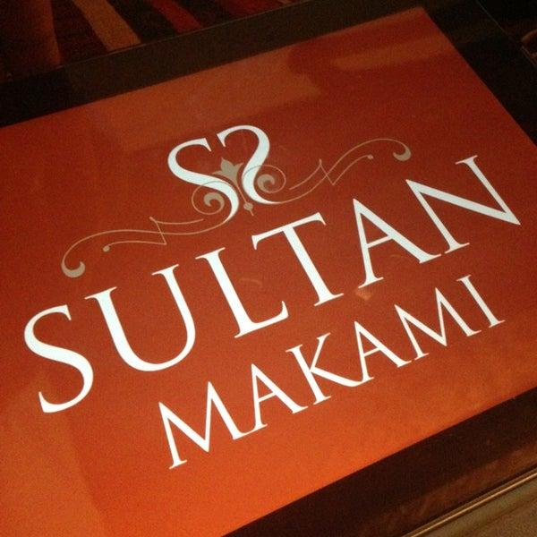 Снимок сделан в Sultan Makamı пользователем Hüseyin B. 3/16/2013