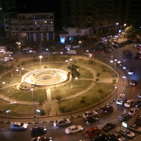 EL Nafoura Square   ميدان النافورة - Moqatam