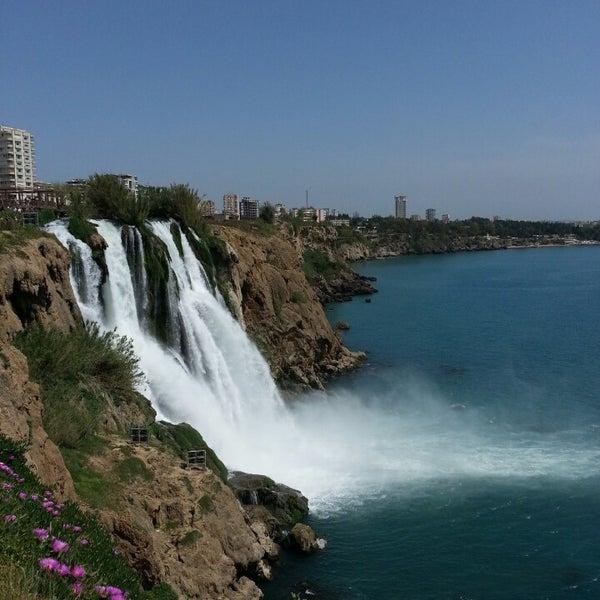 4/7/2013 tarihinde Onurziyaretçi tarafından Düden Şelalesi'de çekilen fotoğraf