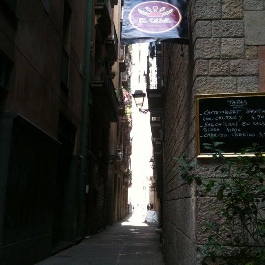Снимок сделан в El Casal пользователем Joan G. 9/26/2012