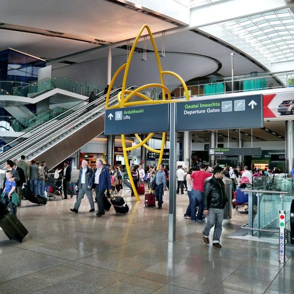 Снимок сделан в Дублинский аэропорт (DUB) пользователем Yohei N. 4/20/2013