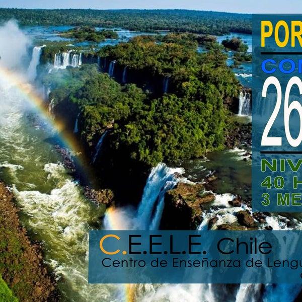 Matriculas abiertas ~ nuevos cursos disponibles. Visitanos en www.ceelechile.org