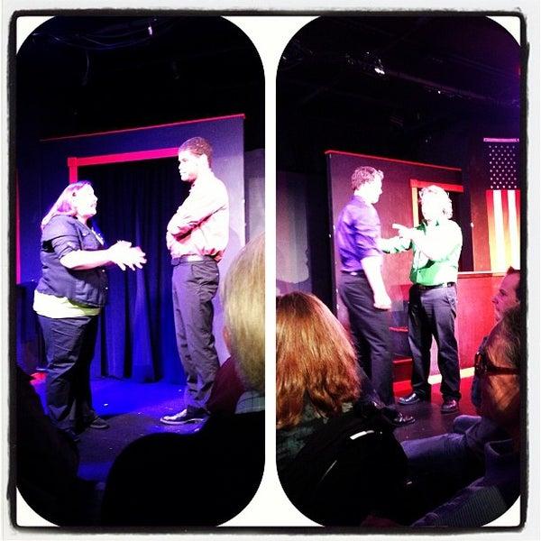 10/20/2012에 Nicholas K.님이 Brave New Workshop Comedy Theatre에서 찍은 사진