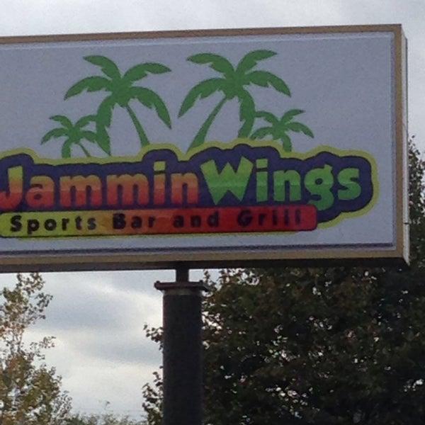 Jammin wings brooklyn center