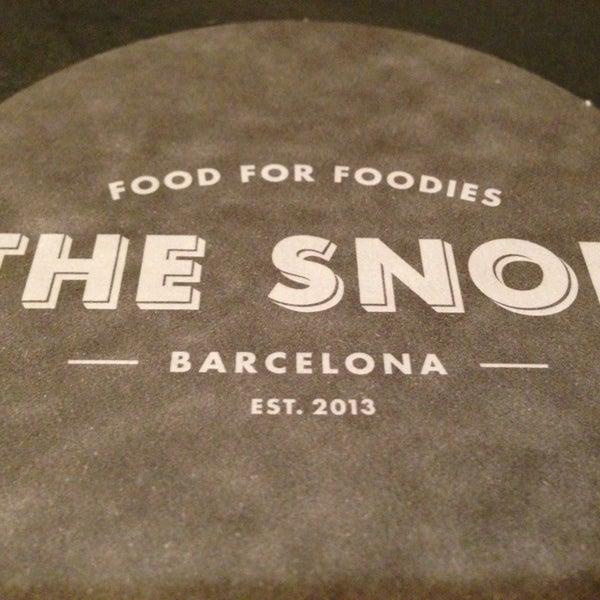 1/12/2013 tarihinde Eduardo SCRMziyaretçi tarafından The Snob'de çekilen fotoğraf