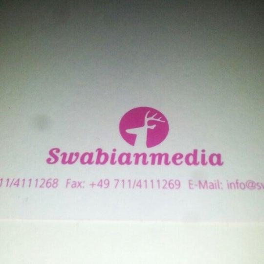 Das Foto wurde bei Swabianmedia von Eva M. am 1/10/2013 aufgenommen