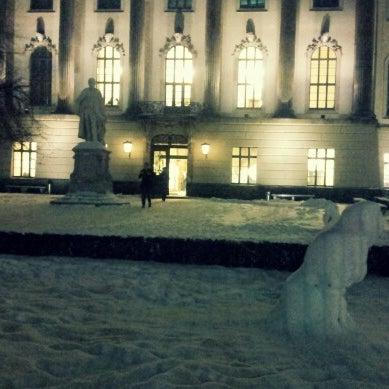 12/12/2012에 x y.님이 Humboldt-Universität zu Berlin에서 찍은 사진