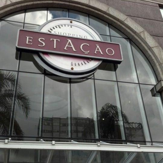 1/20/2013 tarihinde Rogerio H.ziyaretçi tarafından Shopping Estação'de çekilen fotoğraf