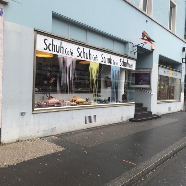 pretty nice 85b17 013a5 Schuh Café - Shoe Store in Zürich