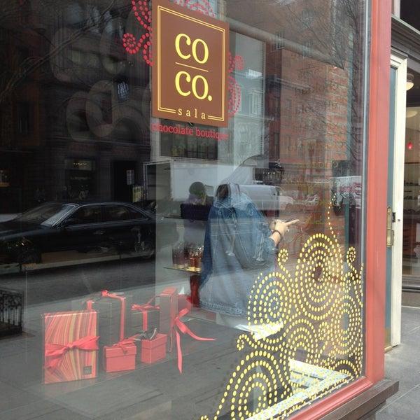 3/13/2013 tarihinde Christine M.ziyaretçi tarafından Co Co. Sala'de çekilen fotoğraf