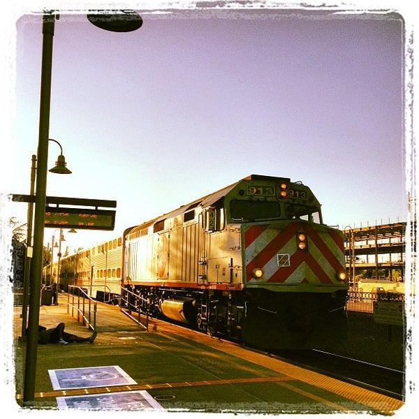 Palo Alto Caltrain Station - Palo Alto, CA