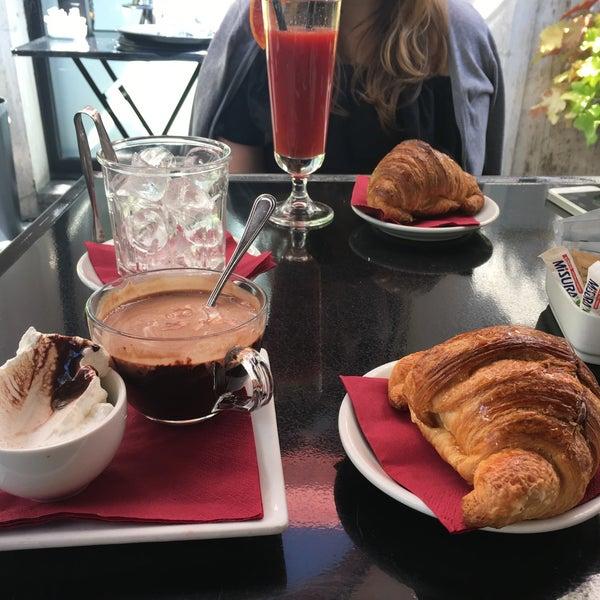 Parfait pour un petit déjeuner en terrasse !