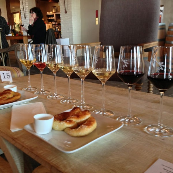 Wonderful Oyster fest with a great Chardonnay.