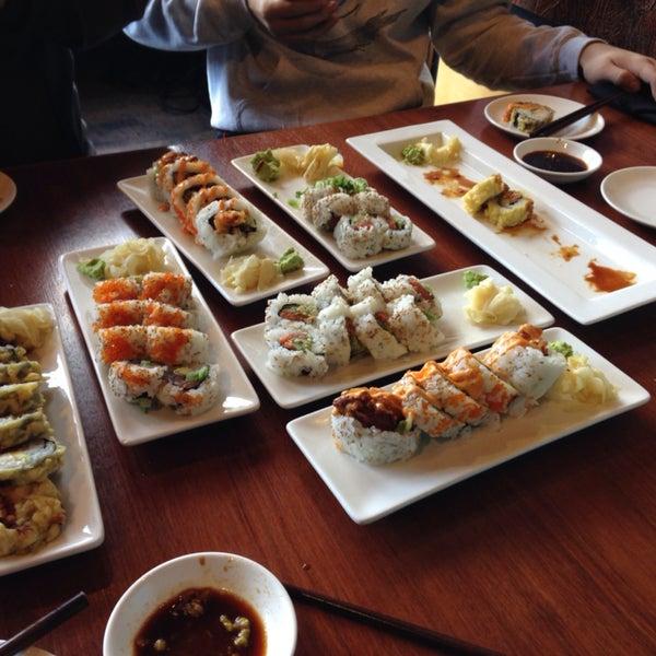Good sushi 🍣!