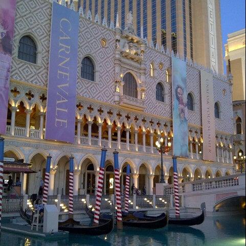 Foto tirada no(a) Venetian Resort & Casino por @VegasBiLL em 6/9/2013