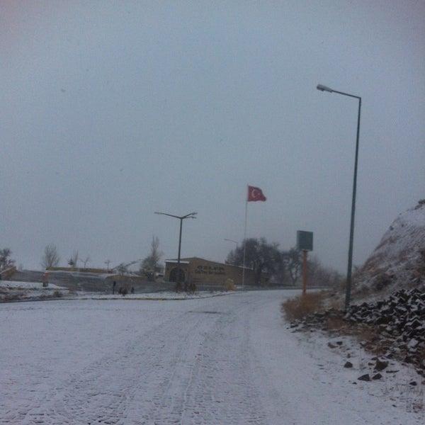 3/5/2013 tarihinde Kapadokya Tatilziyaretçi tarafından CCR Hotels&Spa'de çekilen fotoğraf
