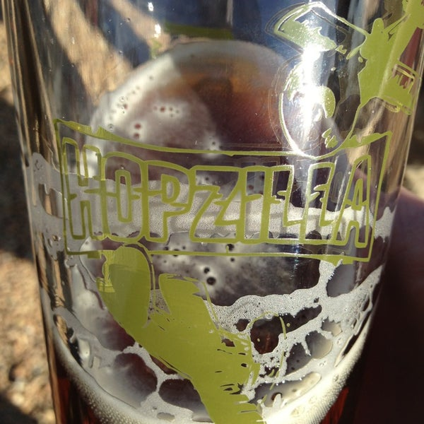 3/21/2013にJがTerrapin Beer Co.で撮った写真