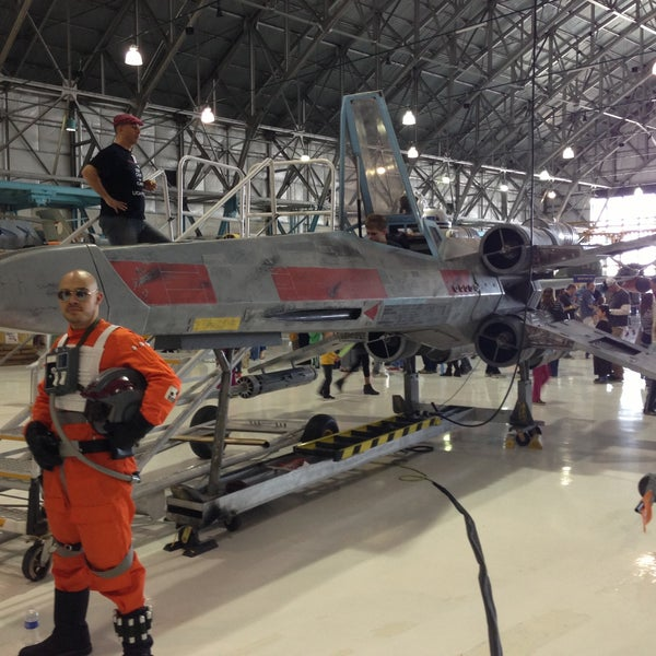 5/4/2013にAndrew S.がWings Over the Rockies Air & Space Museumで撮った写真