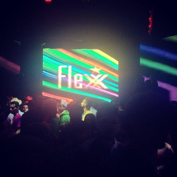Foto diambil di Flexx Club oleh Erick A. pada 7/14/2013