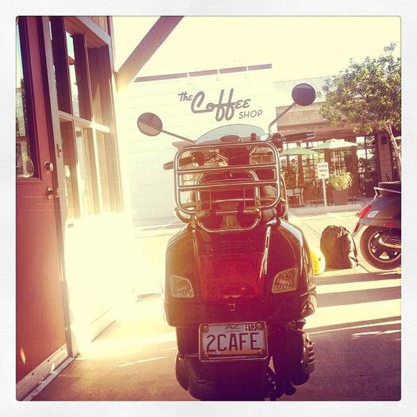 Das Foto wurde bei The Coffee Shop at Agritopia von dawn b. am 5/25/2013 aufgenommen