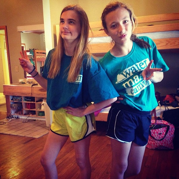 Young Life Camp Shirts