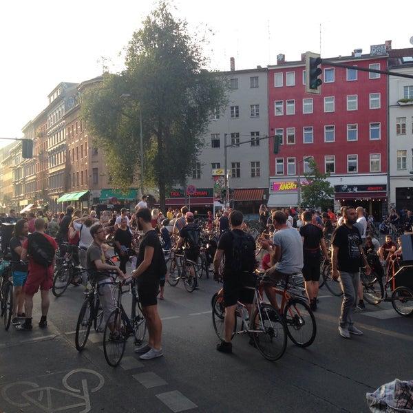 Photo prise au Critical Mass Berlin par Gloria C. le7/29/2016
