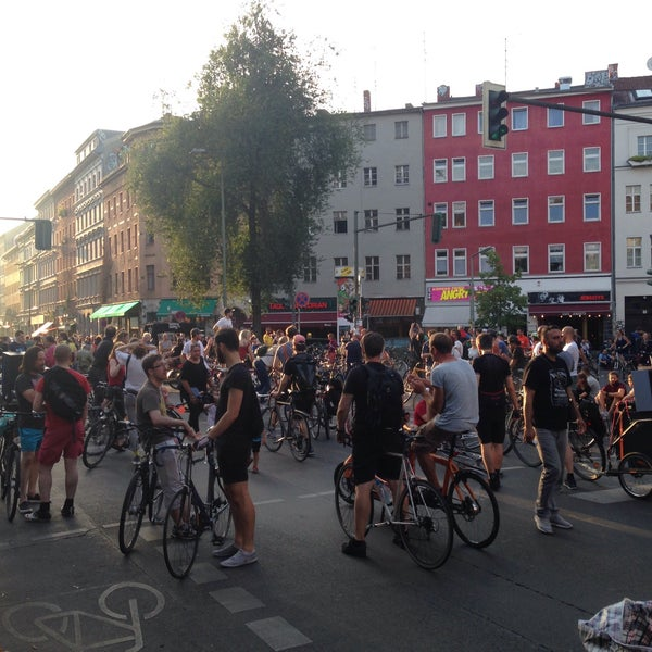 Foto tomada en Critical Mass Berlin por Gloria C. el 7/29/2016