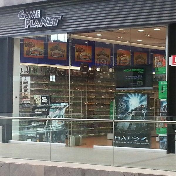 Game Planet Video Game Store In Guadalajara