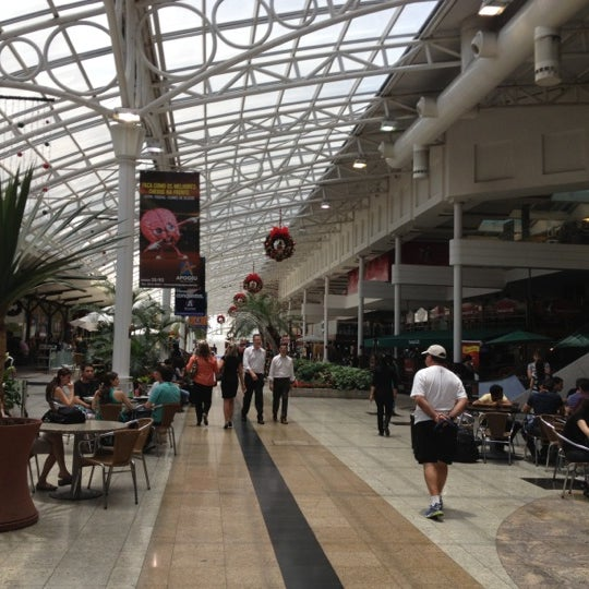 11/23/2012 tarihinde Paulo J.ziyaretçi tarafından Shopping Estação'de çekilen fotoğraf