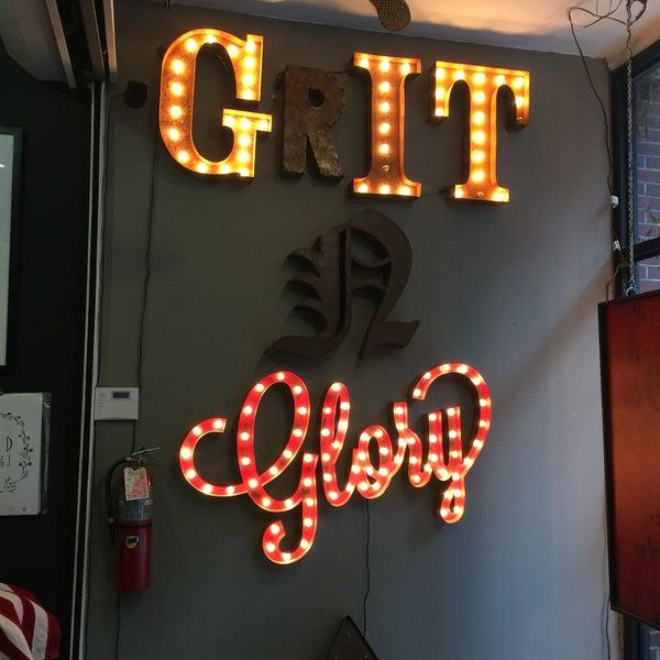 5/11/2016にLee P.がGrit N Gloryで撮った写真