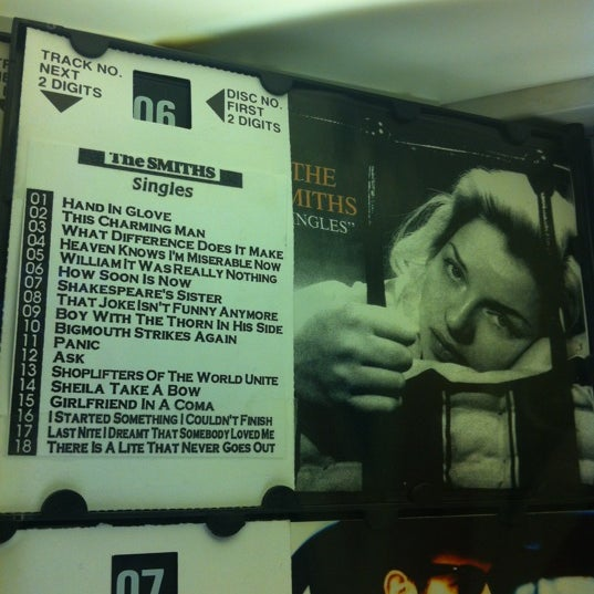 Good selection of music in the juke box.