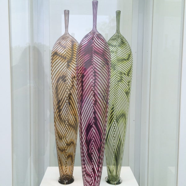 Photo prise au Corning Museum of Glass par Katherine O. le7/12/2015