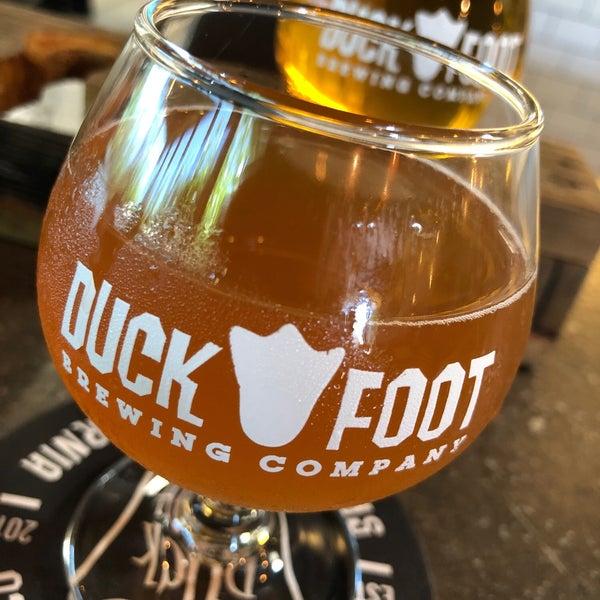 Photo prise au Duck Foot Brewing Company par Mike R. le8/12/2019