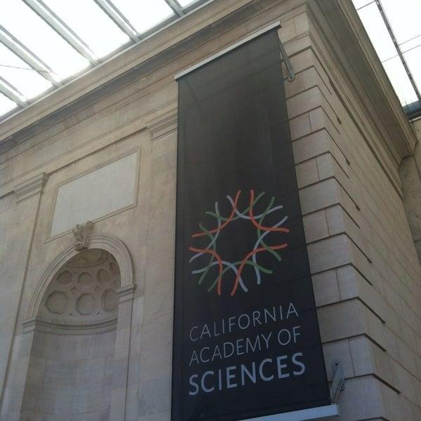 รูปภาพถ่ายที่ California Academy of Sciences โดย Stephen T. เมื่อ 6/21/2013